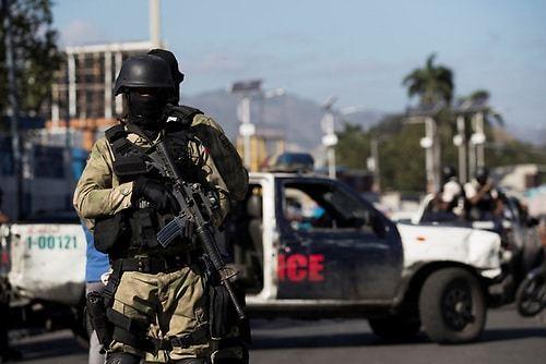 """Croix-des-Bouquets (Ouest) : Affrontements entre la police et des membres du gang """"400 mawozo"""""""