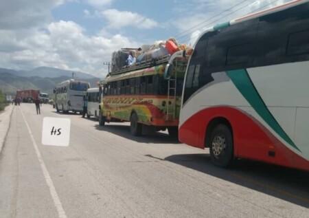 Artibonite : paralysie de la circulation sur la Route nationale numéro 1 à hauteur de Montrouis