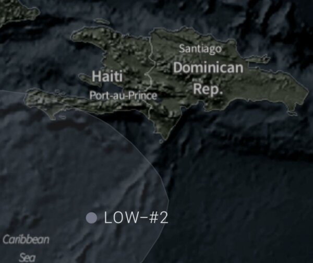 Haïti - Intempéries : des régions du pays sous la menace d'une onde tropicale