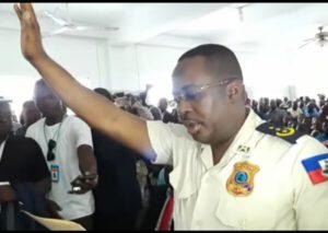 Jean Bazelais Bornélus prend les commandes de la police dans le Nord