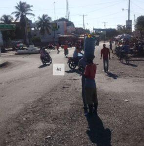 Journée de tension dans la ville des Cayes (Sud) et ses environs 1