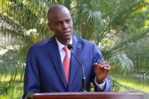 25e anniversaire de la Police nationale, le Président Jovenel Moïse appelle les policiers à la sérénité