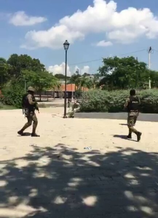 Port-au-Prince : un policier de l'Unité de la sécurité générale du palais national kidnappé à Martissant