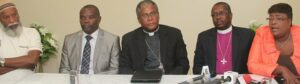Religions pour la paix annonce l'impossibilité de jouer le rôle de facilitateur dans la crise haïtienne