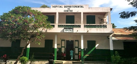 """""""Pas de cas suspect de Coronavirus à Hinche"""", selon le directeur médical de l'hôpital Sainte-Thérèse 1"""