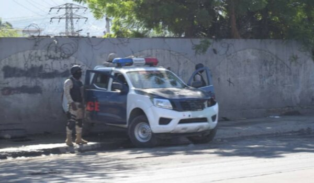 """Protestation à Delmas 30 : libération de l'ancien policier dénommé """"commandant Jeff"""""""