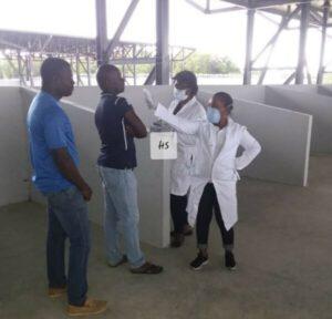 Coronavirus : 3 538 cas testés positifs et 54 morts liés à la pandémie, selon les autorités sanitaires d'Haïti