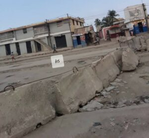 Port-au-Prince : tirs d'armes automatiques au Bicentenaire, la Police limite l'accès au Village de Dieu