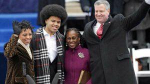 Arrestation de la fille du Maire de New york, Bill De Blasio