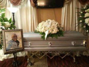 Funérailles du rappeur Fritzner Fabre du groupe Majik Click décédé aux USA