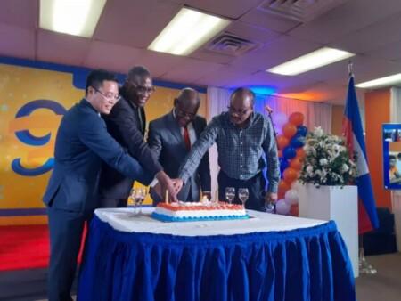 Technologie : célébration du 9e anniversaire de la Natcom sur fond de réussite