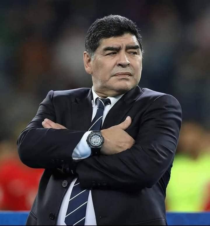 Décès : le monde du football pleure la mort deDiego Almando Maradona