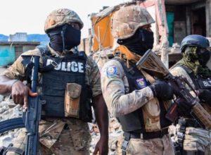 """Croix-des-Bouquets (Ouest) : 2e opération policière à la base des """"400 mawozo"""" en 2 semaines"""