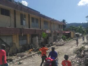 Fond-des-Nègres (Nippes) : des habitants continuent de dénoncer le comportement autoritaire de l'agent exécutif intérimaire