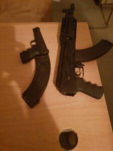 Mirebalais (Centre) :  4 individus arrêtés par la police dont une femme