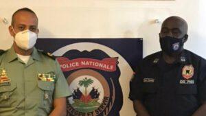 L'ambassade américaine autorise le renforcement des capacités de la PNH par la police colombienne