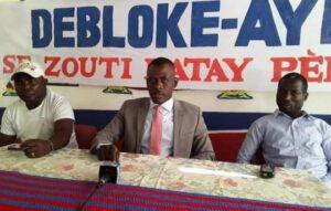 """L'organisation """"Debloke Ayiti"""" invite l'opposition à tirer les conclusions de son échec sur la scène politique"""