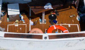États-Unis: 29 réfugiés haïtiens arrêtés par la Police après le débarquement de leur bateau 1