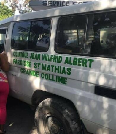Port-au-Prince : des bandits armés ont tué une infirmière à bord d'une ambulance