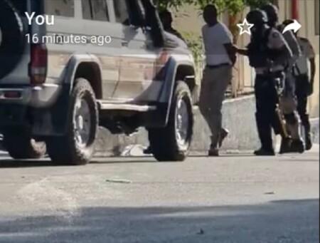 Assassinat du Président Jovenel Moïse : bilan partiel du directeur général a.i de la PNH Léon Charles