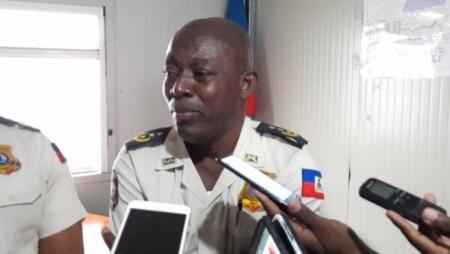 Miragoâne (Nippes) : installation d'un nouveau directeur départemental de la police