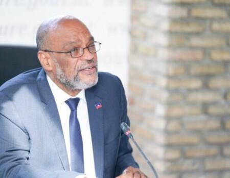 """Affaire Jovenel Moïse : le premier ministre de facto dénonce le """"tapage"""" réalisé après sa conversation téléphonique avec Joseph Félix Badio"""