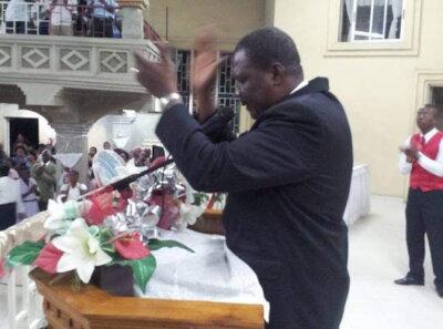 Kidnapping : le pasteur Éliodor Dévariste enlevé chez lui par des bandits armés